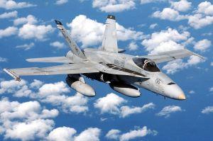 F/A-18 hornet US Navy