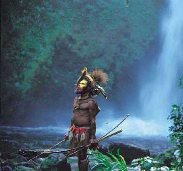 Orang papua pedalaman